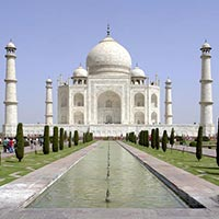 Luxury Golden Triangle Tour Package 7 Days