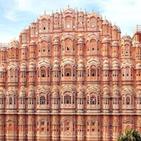Delhi - Agra - Jaipur - Sariska National Park  Tour Package