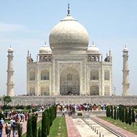 Delhi - Agra - Jaipur - Ajmer Package