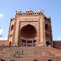 Jaipur Agra With Bharatpur Tour By Car