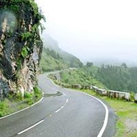 Delhi - Mussoorie - Dhanaulti - Chamba - Rishikesh Tour Package