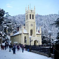 Shimla - Amritsar Tour