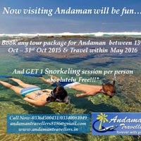 Andaman-4 Nights 5 Days with Snorkeling free!!! Tour
