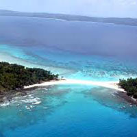 Port Blair Sea Beach Tour Package