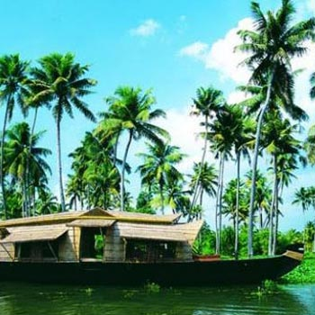 Kochi - Thekkady - Kumarakom - Alleppey Package - (3 Nights / 4 Days)