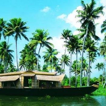 Kochi - Munnar - Thekkady - Alleppey - Kovalam - Trivandrum Package - (6 Nights / 7 Days)