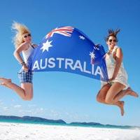 AUSTRALIA - FLY