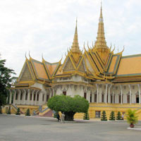 Phnom Penh Highlight Cambodia Tours (2 D & 1 N)