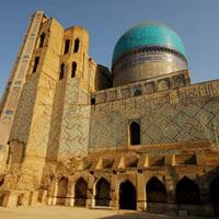 Tashkent - Urgench - Khiva - Bukhara - Samarkand Tour (8 D & 7 N)