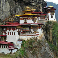 Land of Thunder Dragon - Bhutan Tour (7 D & 6 N)