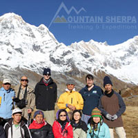 Annapurna Base Camp Trek (13 D & 12 N)