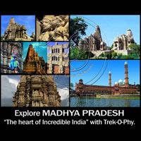 Explore Madhya Pradesh Tour - Omkareshwar - Indore - Ujjain - Bhopal - Bhimbetka - Pachmarhi