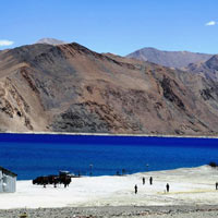 Leh - Ladakh - Kargil Tour - 3 Nights & 4 Days