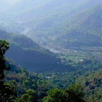 Delhi - Nanital - Corbett - Haridwar - Mussoorie Tour