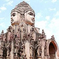 Piperiya - Pachmarhi - Jabalpur  - Kanha - Khajuraho - Amarkantak - Chitrakoot - Khajura