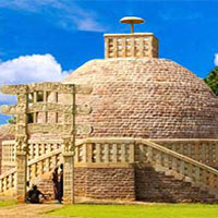 Bhopal - Sanchi - Bhim Betika - Pachmarhi - Bhopal 5 Nights & 6 Days