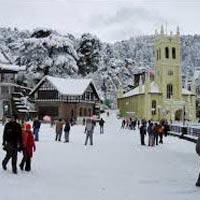 Shimla - Manali - Dharamsala - Dalhousie Tour - 7Nts 8Dys Tour