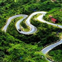 Delhi - Mussoorie - Ranikhet - Kausani - Nainital - Honeymoon Tour