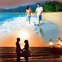 Romantic Honeymoon Tour Package in Andaman