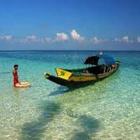 Radhanagar Beach - Light and Sound Tour