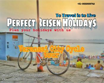 Varanasi cycle tour