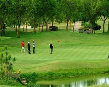 Golf Course Shillong