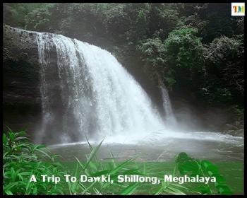 Dowki Bop Falls