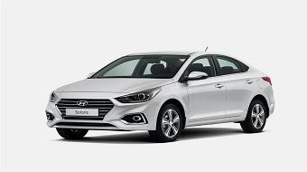 Dzire, Etios Hyundai Verna or Similar  Sedan - AC - 4 Seater