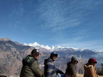 Mountain trip