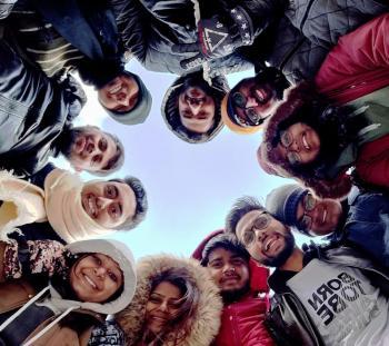 Pankaj, Student trip to Sikkim