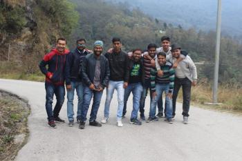 Ruthvik, Student trip to Sikkim