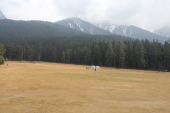 Pahalgam In Autumn