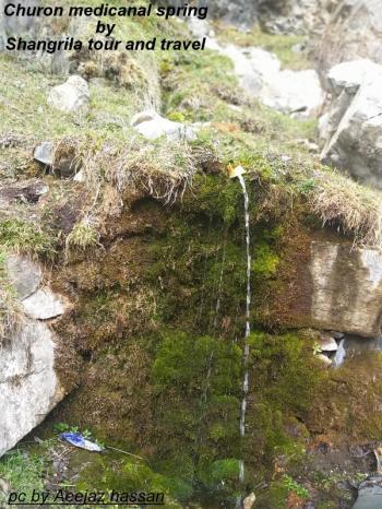Churon spring