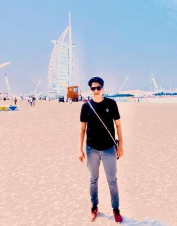 Burj Al- Arab, Dubai !