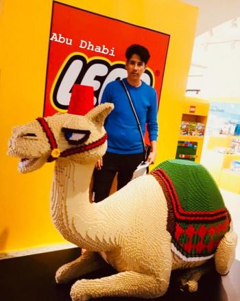 Abu Dhabi !
