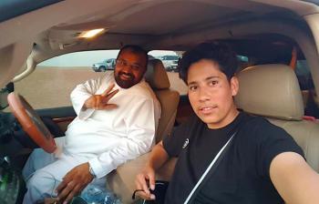 Dubai Deset Safari !