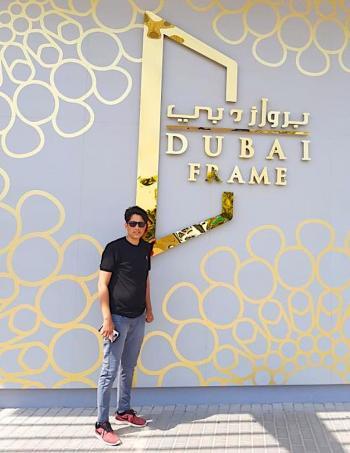 Dubai Frame !