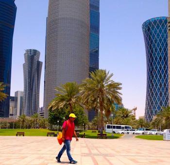 Doha, Qatar !