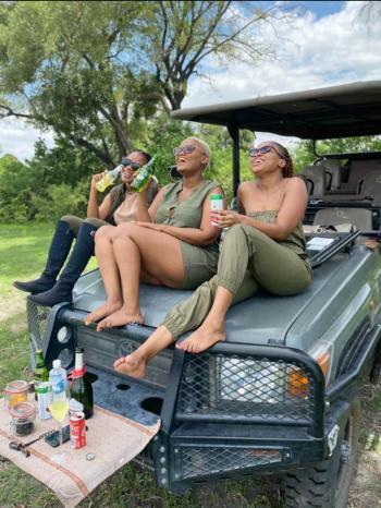 Our Clients Boi, Tshepi, Karabo