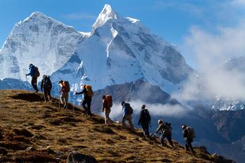 Trekking Expedition-A Real Experience Of Self relization
