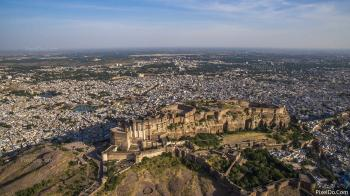 Jodhpur Aerial View