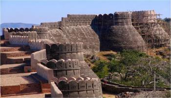 Great Wall of India – Kumbhalgarh Fort  1