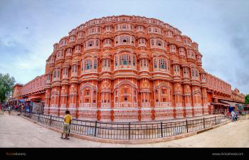 A Amazing Hawa Mehal-Jaipur,India