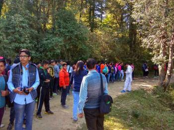 Chail Camping