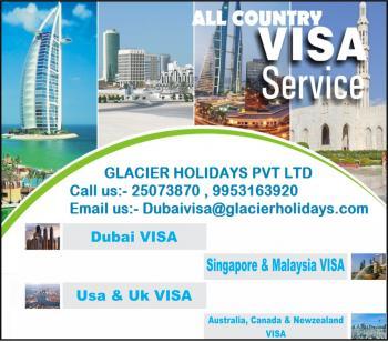 Glacier Visa Services