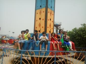 Amusement Park Picnic 3