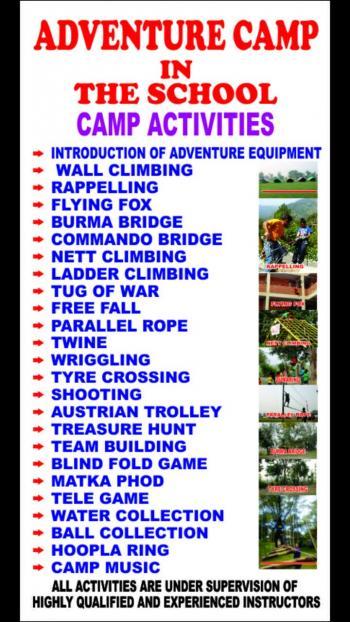Adventure Camp 8