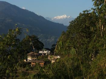 Village Walk - Bijanbari