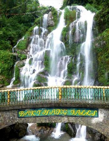 Bagthang Waterfall