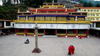 Rumtek Buddhist Monastery Sikkim